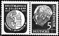 Sellschopp Briefmarke